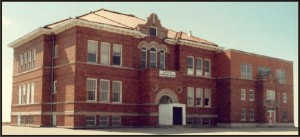 Old Hazleton High School