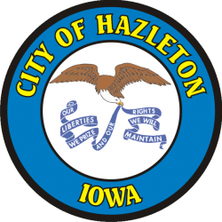 City of Hazleton, Iowa