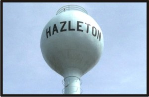 Hazleton Water Tower