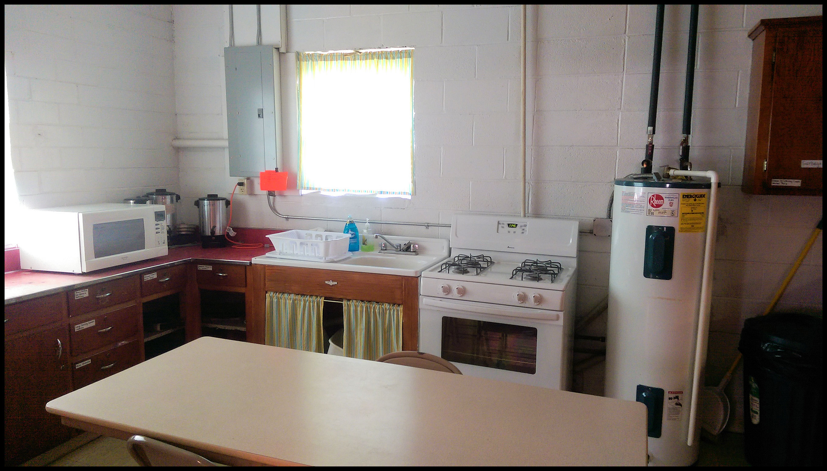 Hazleton American Legion Community Hall - Kitchen