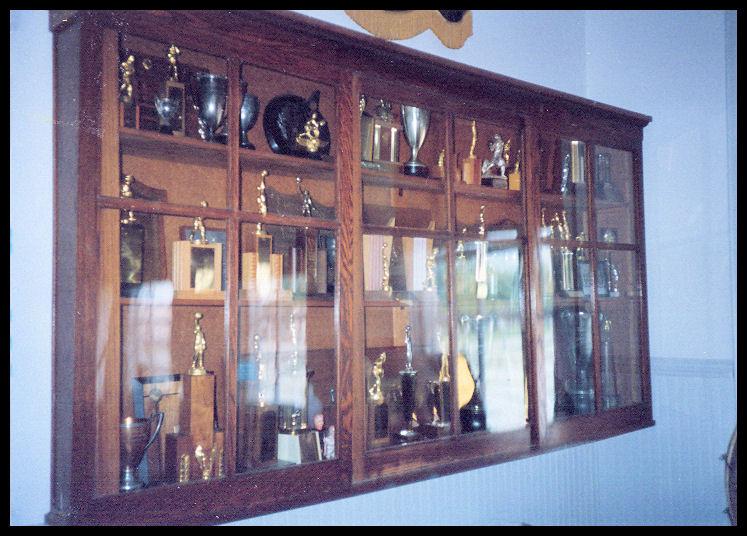 Hazleton School Museum Interior