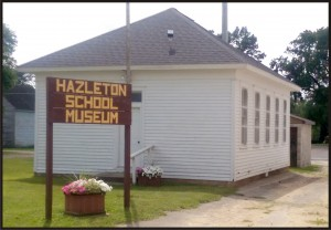 Hazleton School Museum