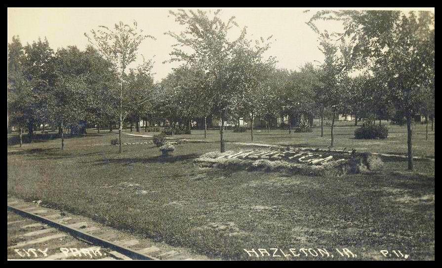 Hazleton City Park - circa 1910